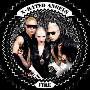 x-rated angels COVER